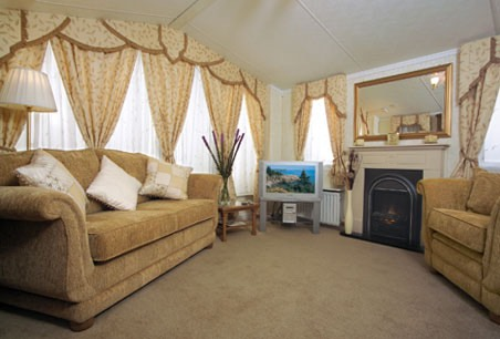 Willerby Vogue 2005 interior