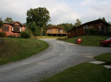 Holiday Park with Lodges