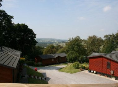 Holiday Lodges with great views of the Yorkshire Dales