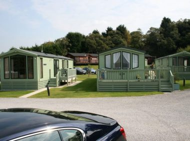 Holiday Caravans near Harrogate