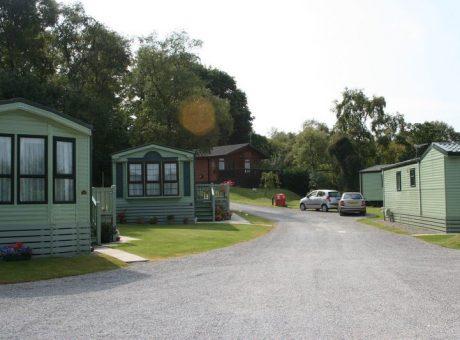 Caravans & Lodges at Reynard Crag Holiday Park