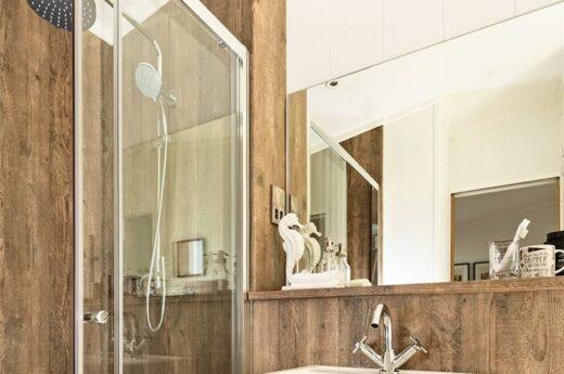 dovecote shower